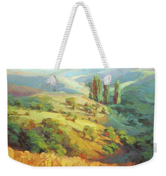 Lombardy Homestead Weekender Tote Bag