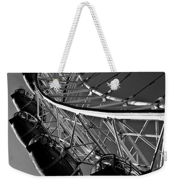 London Eye Weekender Tote Bag