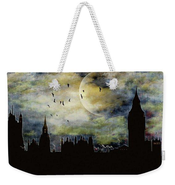 London Skyline Weekender Tote Bag