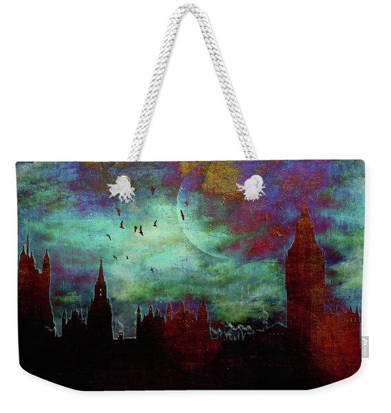 London Skyline II Weekender Tote Bag