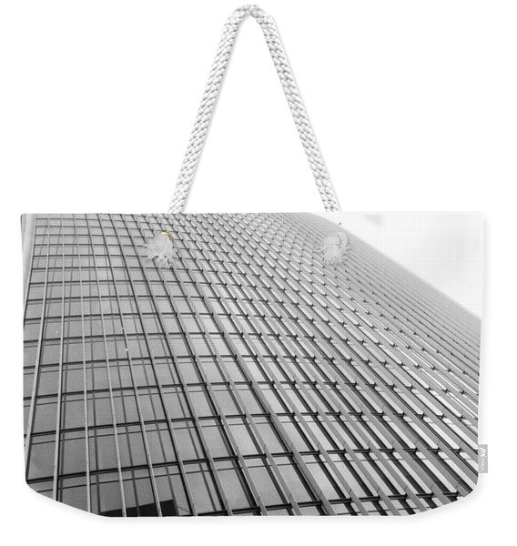 Structures In London 2.0 Weekender Tote Bag