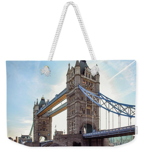 London - The Majestic Tower Bridge Weekender Tote Bag