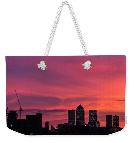 London Wakes 1 Weekender Tote Bag