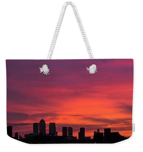 London Wakes 2 Weekender Tote Bag
