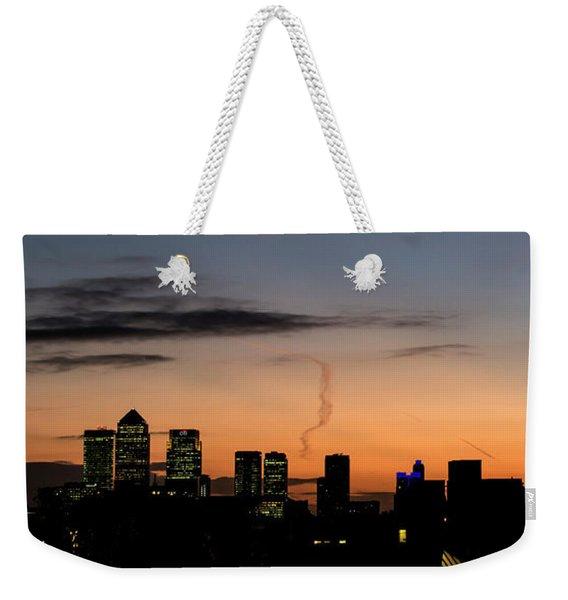 London Wakes 3 Weekender Tote Bag