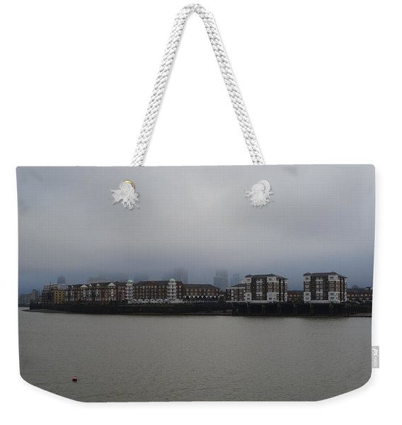 London_2 Weekender Tote Bag