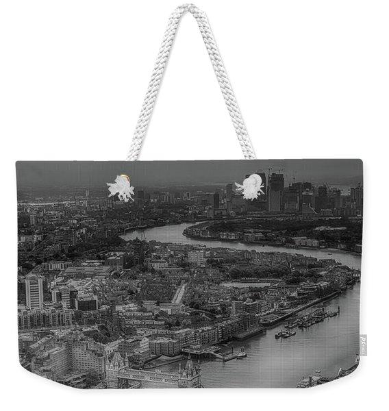 London's Calling Weekender Tote Bag