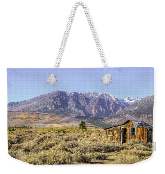 Lone On The Range  Weekender Tote Bag