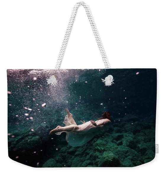Lonely Weekender Tote Bag