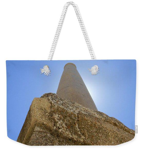 Lonely In Heliopolis Weekender Tote Bag