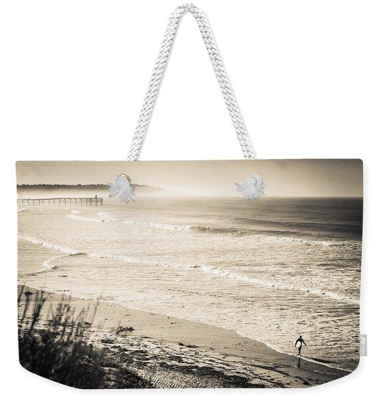 Lonely Pb Surf Weekender Tote Bag