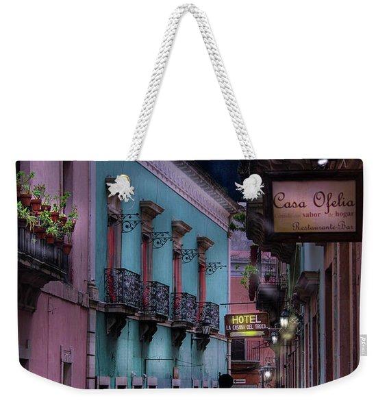Lonely Street Weekender Tote Bag