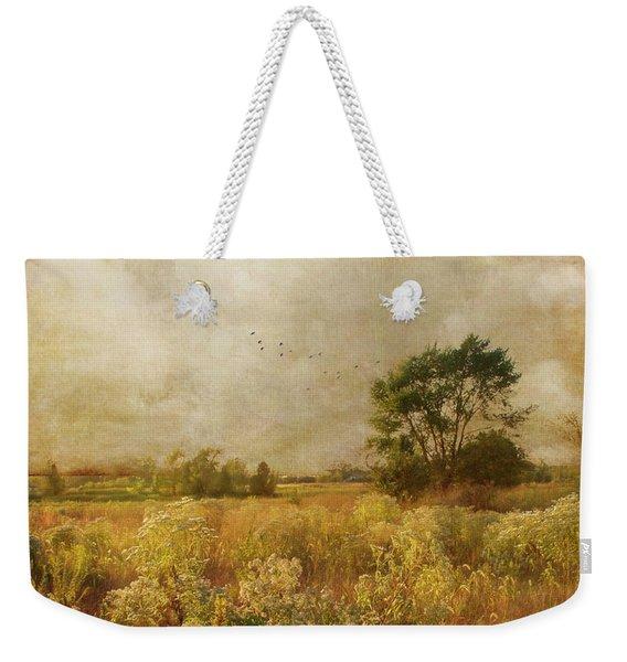 Long Ago And Far Away Weekender Tote Bag