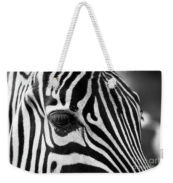 Long Eyelashes Weekender Tote Bag