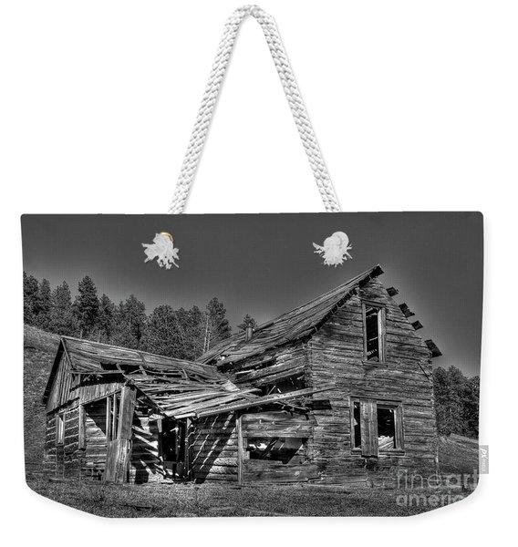 Long Forgotten Weekender Tote Bag