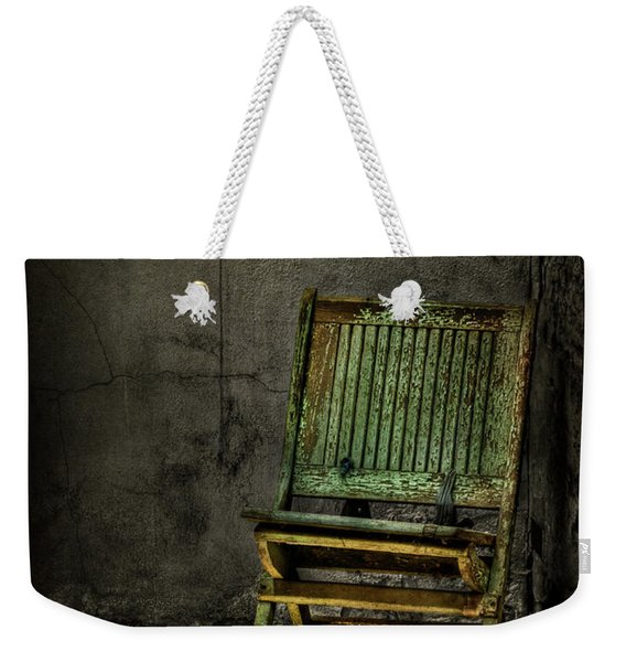 Long Is The Time. Hard Is The Road. Weekender Tote Bag