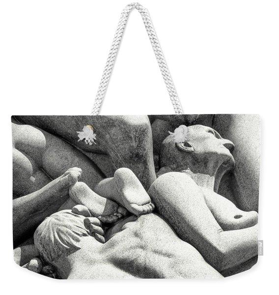 Longing And Yearning Weekender Tote Bag