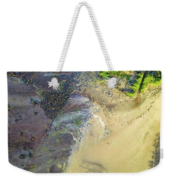Longreef Point Weekender Tote Bag