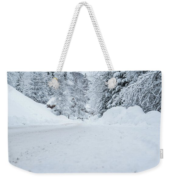 Lonly Road- Weekender Tote Bag