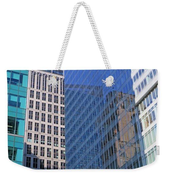 Look Through Any Window Weekender Tote Bag