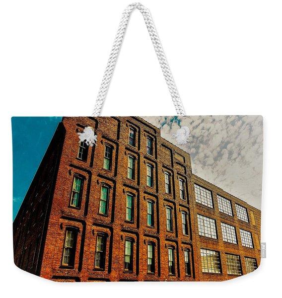 Look Up In The Sky Too Weekender Tote Bag