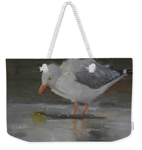 Looking For Scraps Weekender Tote Bag