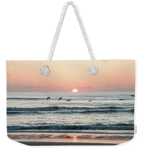 Looking For Breakfest Weekender Tote Bag