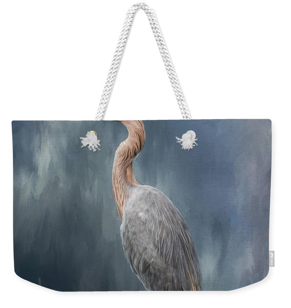 Looking For Food Weekender Tote Bag
