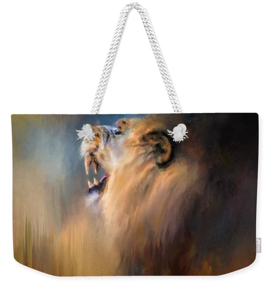 Looking For The Dentist Weekender Tote Bag