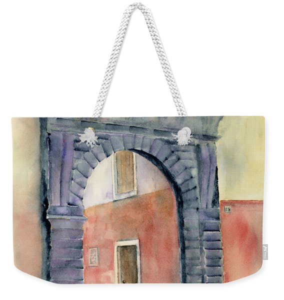 Looking In Weekender Tote Bag