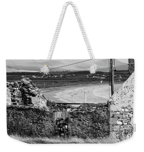 Looking Out Weekender Tote Bag