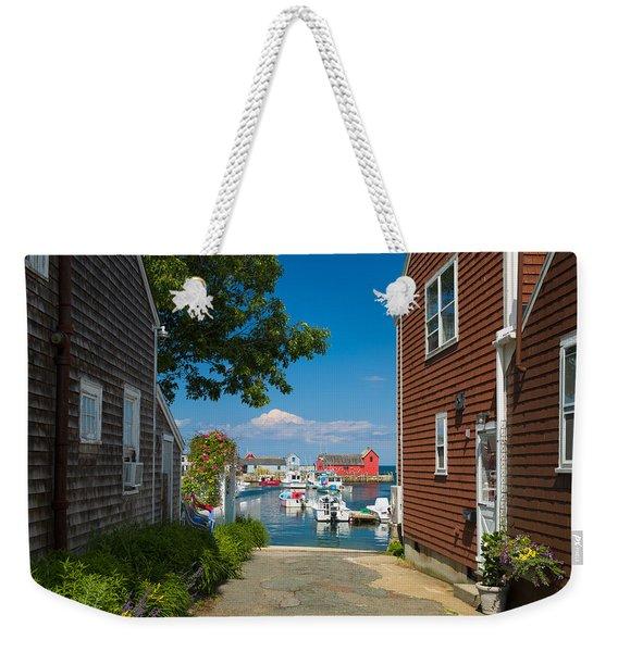Looking Rockport Weekender Tote Bag