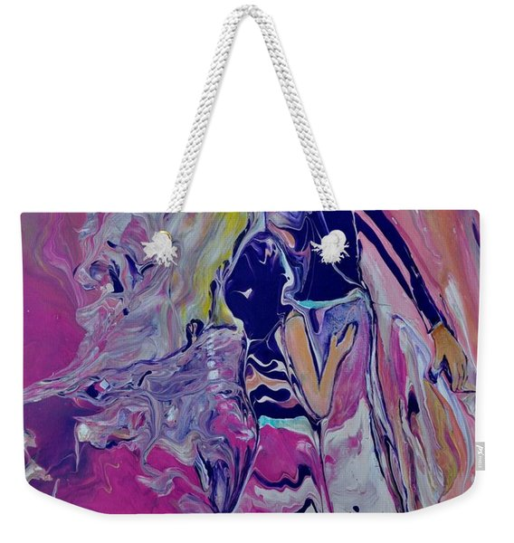 Looking To The Future Weekender Tote Bag