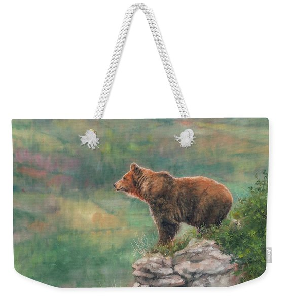 Lookout Weekender Tote Bag