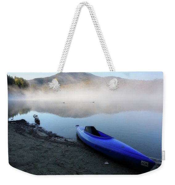 Loons Crossing Weekender Tote Bag