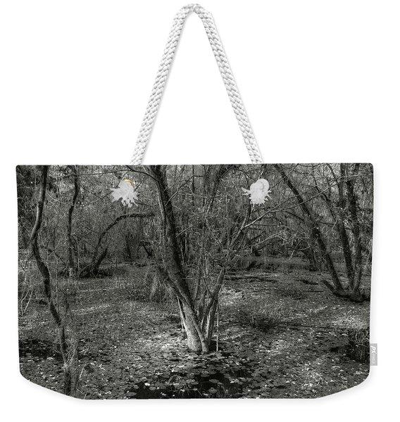 Loop Road Swamp #3 Weekender Tote Bag