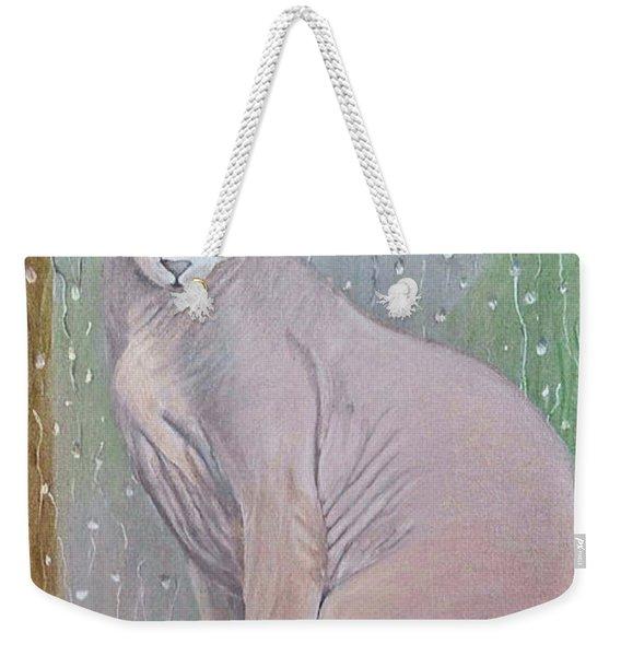 Loopy Weekender Tote Bag