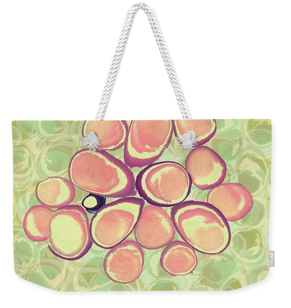 Loopy Dots #6 Weekender Tote Bag