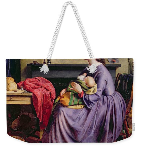 Lord - Thy Will Be Done Weekender Tote Bag