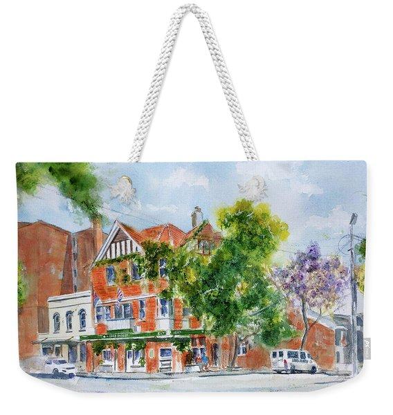 Lord Dudley Hotel Weekender Tote Bag