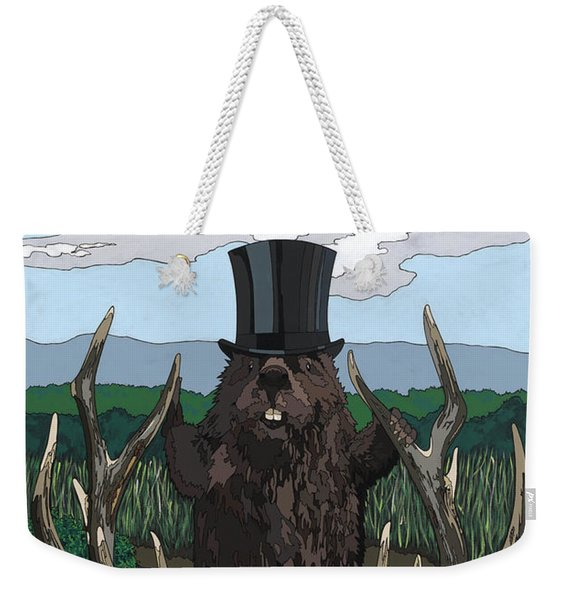 Lord Of The Manor With Hidden Pictures Weekender Tote Bag