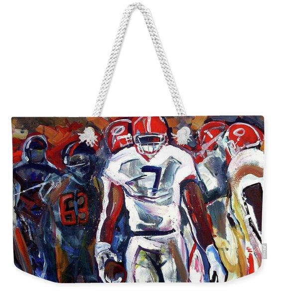 Lorenzo Control Weekender Tote Bag
