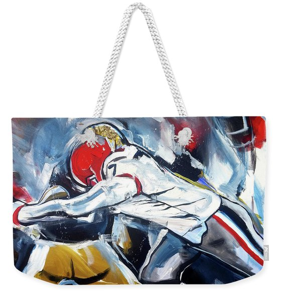 Lorenzo Weekender Tote Bag