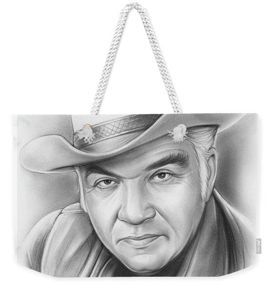 Lorne Greene Weekender Tote Bag