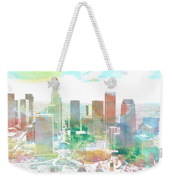 Los Angeles, California, United States Weekender Tote Bag