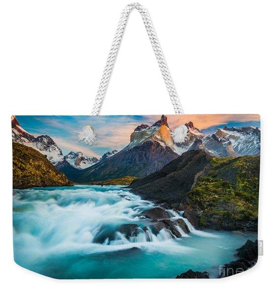 Los Cuernos Fairyland Weekender Tote Bag