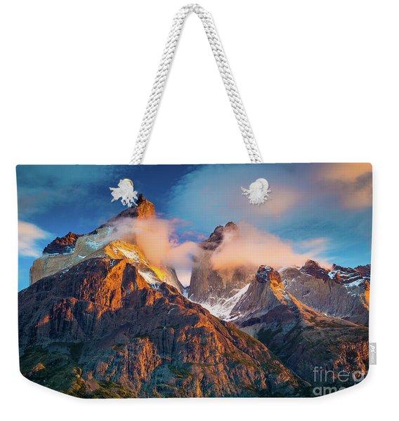 Los Cuernos Weekender Tote Bag
