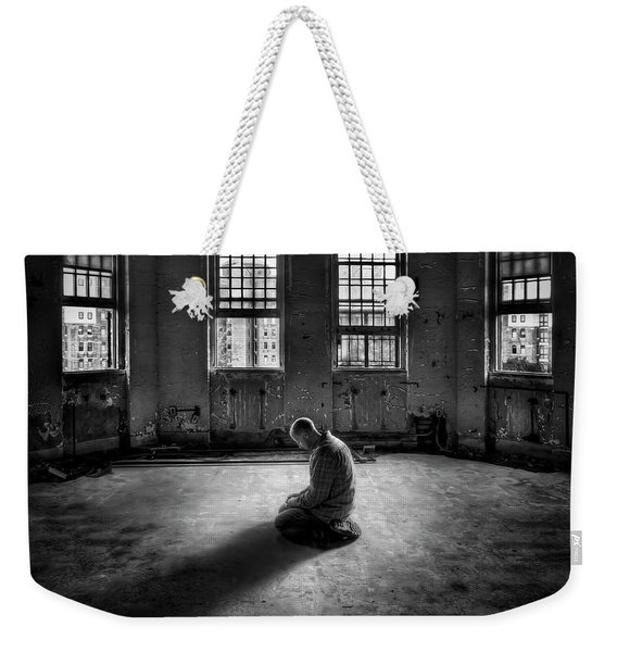 Losing My Religion Weekender Tote Bag
