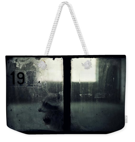 Lost Animals -  Series Nr.3 Weekender Tote Bag