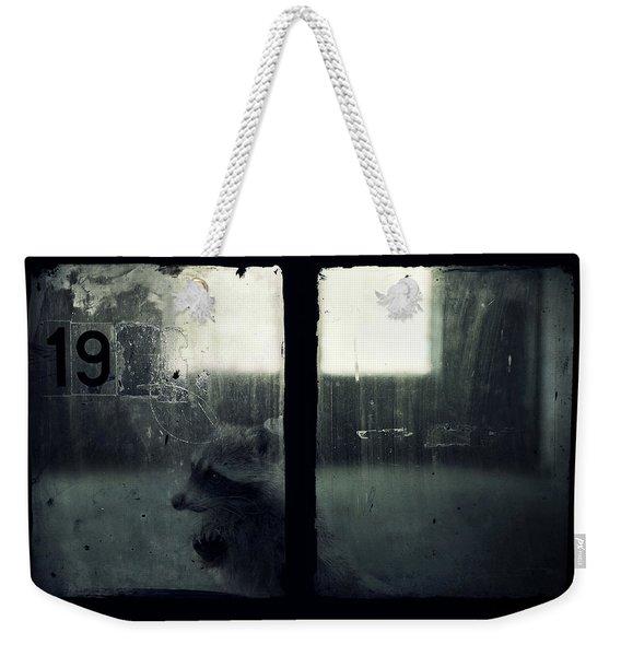 Lost Animals -  Series Nr.3 Weekender Tote Bag